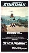 Stunts 1977 Movie poster Robert Foster