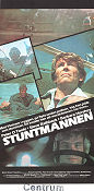 The Stunt Man 1981 poster Peter O´Toole Richard Rush