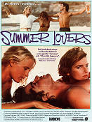 Summer Lovers 1982 poster Peter Galagher Randal Kleiser