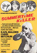 Summertime Killer 1972 poster Karl Malden Antonio Isasi