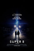 Super 8 2011 poster Joel Courtney JJ Abrams