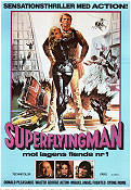Superflyingman 1980 Movie poster Donald Pleasance