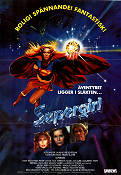 Supergirl 1984 Movie poster Faye Dunaway