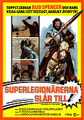 Soldier of Fortune 1978 poster Bud Spencer