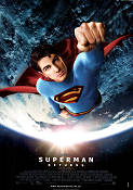 Superman Returns 2006 Movie poster Brandon Routh