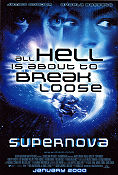 Supernova 2000 Movie poster James Spader