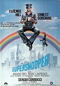 Supersnooper 1980 Movie poster Terence Hill