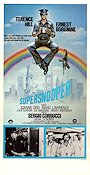 Supersnooper 1980 poster Terence Hill