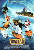 Surf´s Up 2007 poster