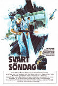 Black Sunday 1977 Movie poster Robert Shaw