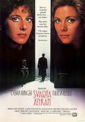 Black Widow 1987 poster Debra Winger