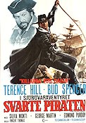 Il corsaro nero 1972 Movie poster Terence Hill