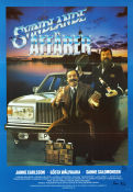 Svindlande aff�rer 1985 Movie poster Janne Carlsson