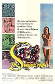 The Sweet Ride 1968 poster Jacqueline Bisset