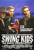 Swing Kids 1993 Movie poster Robert Sean Leonard
