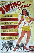Reveille with Beverly 1946 poster Ann Miller