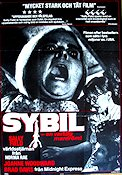Sybil 1977 Movie poster Sally Field