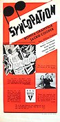 Syncopation 1943 Movie poster Jackie Cooper