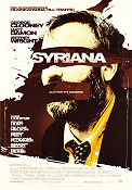 Syriana 2005 poster George Clooney Stephen Gaghan