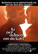Shoot the Moon 1982 Movie poster Albert Finney Alan Parker