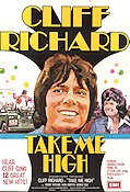 Take Me High 1974 Movie poster Cliff Richard