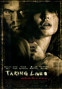 Taking Lives 2004 poster Angelina Jolie DJ Caruso