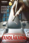The Dentist 1996 Movie poster Corbin Bernsen Brian Yuzna