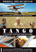 Tango 1993 Movie poster Philippe Noiret Patrice Leconte
