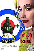 Tank Girl 1995 Movie poster Lori Petty