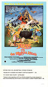 The Black Cauldron 1985 poster Ted Berman