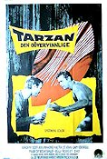 Tarzan the Magnificent 1961 Movie poster Gordon Scott
