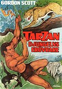 Tarzan and the Trappers 1971 Gordon Scot