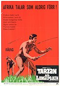 Tarzan and the Jungle Boy 1968 Movie poster Mike Henry