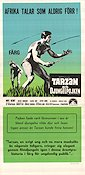 Tarzan and the Jungle Boy 1969 Movie poster Mike Henry