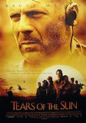 Tears of the Sun 2003 poster Bruce Willis
