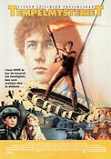 Young Sherlock Holmes 1985 Movie poster Steven Spielberg