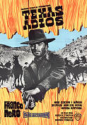 Texas addio 1967 Movie poster Franco Nero