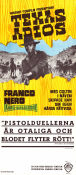 Texas addio 1967 poster Franco Nero