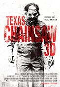 Texas Chainsaw 3D 2012 Movie poster John Luessenhop