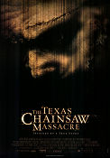 The Texas Chainsaw Massacre 2003 poster Jessica Biel Marcus Nispel
