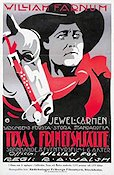 Texas frihetshjälte 1917 Movie poster William Farnum