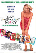 There's Something About Mary 1996 Movie poster Cameron Diaz Bobby Peter Farrelly