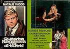 This Property is Condemned 1966 Movie poster Robert Redford