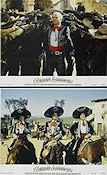 Three Amigos 1986 lobby card set Steve Martin