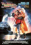 Back to the Future 2 1989 Robert Zemeckis Michael J Fox Christopher Lloyd