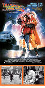 Back to the Future 2 1989 Movie poster Michael J Fox