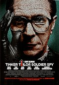 Tinker Taylor Soldier Spy 2011 Movie poster Gary Oldman Tomas Alfredson