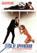 Scandalous 1984 poster Robert Hays Rob Cohen