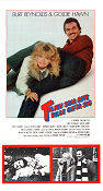 Best Friends 1983 poster Goldie Hawn Norman Jewison