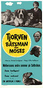 Tjorven B�tsman och Moses 1964 Movie poster